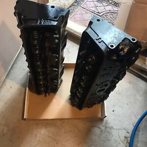 Chevy Cylinder Heads Cast Iron Tbi