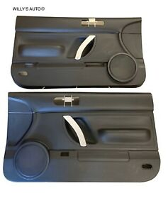 1998 2010 Vw Beetle Convertible Custom Durable New Door Panels