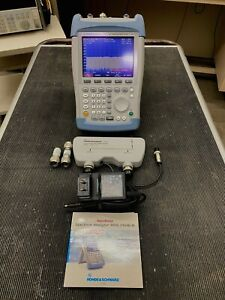 Rohde Schwarz Fsh6 26 100khz To 6ghz Spectrum Analyzer With Tracking Generator