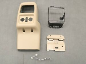 New Oem Ford Center Console Rear Panel Kit 3f2z 54045e24 Aaa Freestar 2004 2007