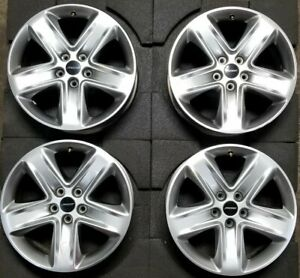 18 Inch Ford Fusion 2010 2011 2012 Oem Factory Original Set Of 4 Wheel Rim 3800