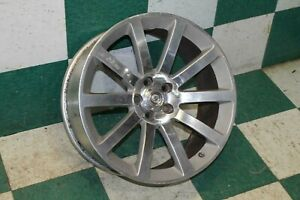 2005 2006 crack Chrysler 300 Wheel 20x9 Srt 8 Ten 10 Spoke Factory Oem Rim