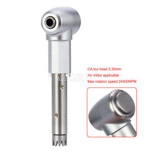 Dental Intra Head Fit Kavo 1 1 Button Low Speed Contra Angle Handpiece 2 35mm