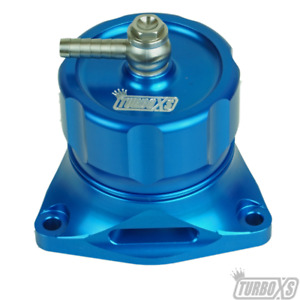 Turbo Xs Hybrid Bov Blue For 16 honda Civic Sport 17 Si 1 5l Turbo