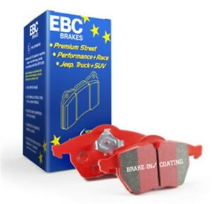 Ebc Redstuff Rear Brake Pads For 15 Ford Mustang 2 3 Turbo