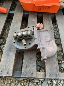 Allis Chalmers Ac Wd Wd45 45 Tractor Hydraulic Pump Cylinder Part Used Housing