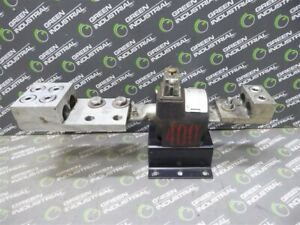 Used General Electric 750x025030 Type Jcm 0 Current Transformer 400 5a Ratio