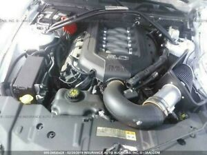 94k Mile Mustang Engine 5 0l Coyote Longblock 14 Motor Freeship Warranty