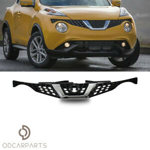 Fit 2015 2016 2017 Nissan Juke S Sl Sv Front Grille Chrome Factory