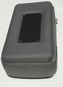 Ford Ranger Center Console lid Only Armrest New Padded With Phone Tray Cloth