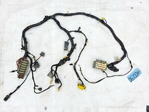 1998 Jeep Wrangler Tj Under Dash Wire Harness Loom Hard Top 56009509ag Free Ship