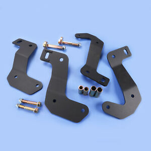 Jeep Gladiator Jt 2019 Control Arm Relocation Bracket For 3 5 6 Lift Kit