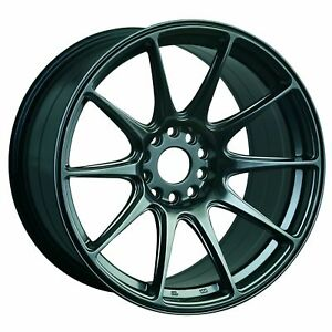 Xxr 559 19x10 5x120 40et Chromium Black Wheel