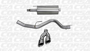 Corsa 14837 Exhaust System