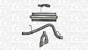 Corsa 14859 Exhaust System