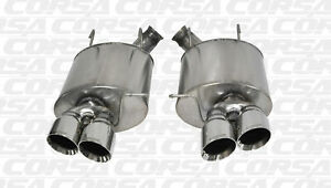 Corsa 14321 Exhaust System
