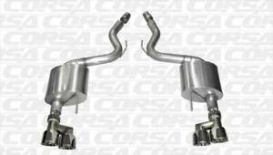 Corsa 14334 Exhaust System