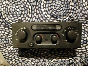 1999 2000 2001 2002 2003 Jeep Grand Cherokee Heater Ac Dual Climate Control Unit