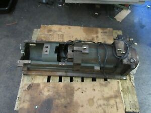 Mori Seiki Mv Jr Cnc Vertical Mill Machining Spindle Head Assembly Cartridge