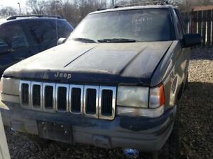Driver Left Headlight Fits 96 98 Grand Cherokee 1109323