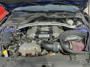 2016 Mustang 5 0 Coyote Engine Gt Drivetrain Manual Transmission 435hp 25k Miles