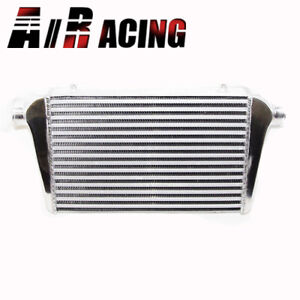 1x Aluminum Intercooler For Ford Mazda 2 5 I O 25 X12 X3 Inlet Outlet Ic Un002