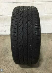 1x P225 45r17 Dunlop Sp Sport Signature 7 8 32 Used Tire