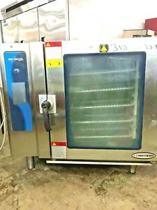 Alto shaam Combitherm Combi Oven Model 10 10 Esi Electric Year 8 21 2014 h r 50