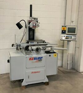 6 X 18 Harig bridgeport 618 ez surf Cnc Surface Grinder Lmc 48879