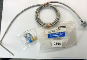 Extruder Thin Film Rtd Probe With Compression Fitting Cftf 090 rtd 4 60 1 Omega