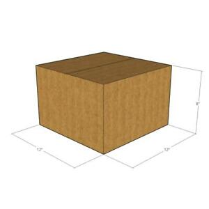 20 Boxes With Size Of 12x12x8 32 Ect New