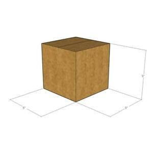 150 New Corrugated Boxes 5x5x5 32 Ect Lxwxh
