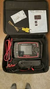 Snap on Eedm596f Digital Multimeter Advanced