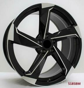 19 Wheels For Audi A8 A8l 2005 Up 5x112 19x8 5