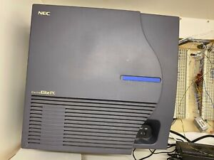 Nec Model P64 u10 ng 84472 Cabinet Cpu Includes The Electra Elite Ipk System