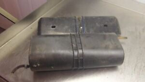 1976 Vw Super Beetle Engine Gases Vent Tank W Guard 76 Fuel Injection T1 8