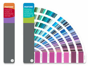 Pantone Fashion Home Interiors Guide Latest Guide With All 2 625 Colours New