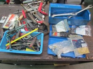 Whole Nice Load Of Shop Tools Supplies I 749
