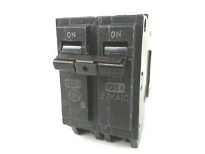 Thhql21100 General Electric Circuit Breaker