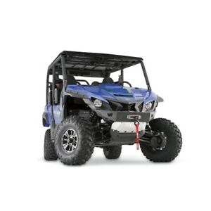 Warn 101712 Powersport Bumper For 2018 Yamaha Wolverine New