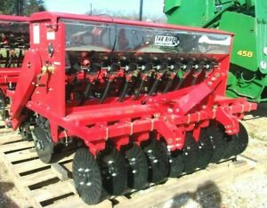 New Tar River Saya 507 78 No Till Seed Drill free 1000 Mile Delivery From Ky