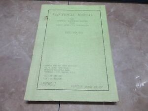 Leadwell V 25 40 60 Cnc Vertical Mill Electrical Manual Fanuc 21mb V 25 40 60