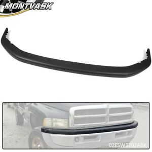Textured Black Front Upper Bumper Cover For 1994 2001 Dodge Ram 1500 Ch1000160
