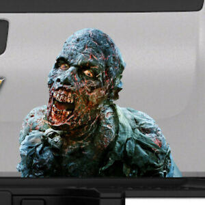Zombie Walking Dead Realistic Tailgate Hood Window Decal Vehicle Truck Vinyl Car