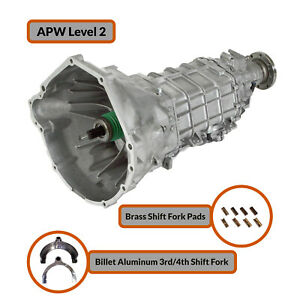Apw Level 2 Tremec Tr 3650 5 Speed Transmission 2005 2010 Ford Mustang 4 6l Ford