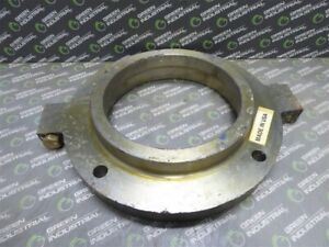 Used Metso Minerals Dredge Pump Packing Gland 16 X 9 1 2