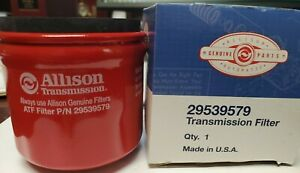 Allison Genuine Parts Oem Transmission Filter 29539579