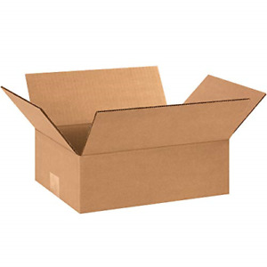 Small Cardboard Delivery Boxes 25pack 12x9x4 Packing Shipping Mailing Moving Set
