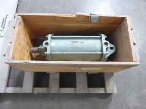 Used Nopak 0503622 8x10 E Cl1 Pneumatic Cylinder For Bucyrus Erie 1570w Dragline