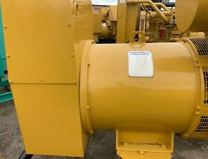 Marathon Electric 500kw Generator End